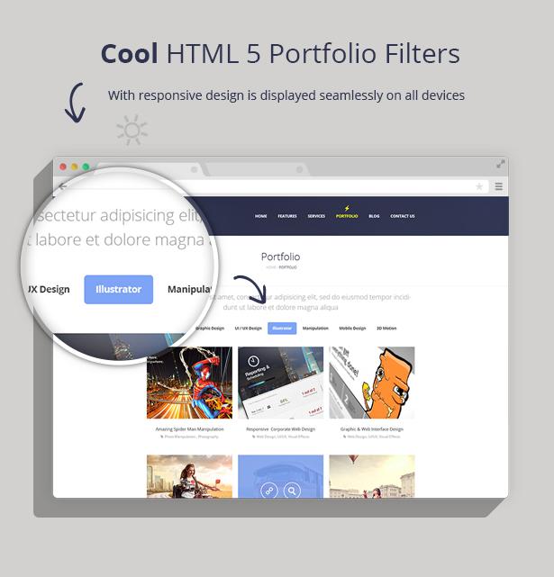 Power Energy - Responsive Multipurpose HTML 5